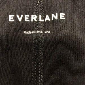 Everlane Tops - Everlane The Pima Micro Rib Turtleneck  NWOT
